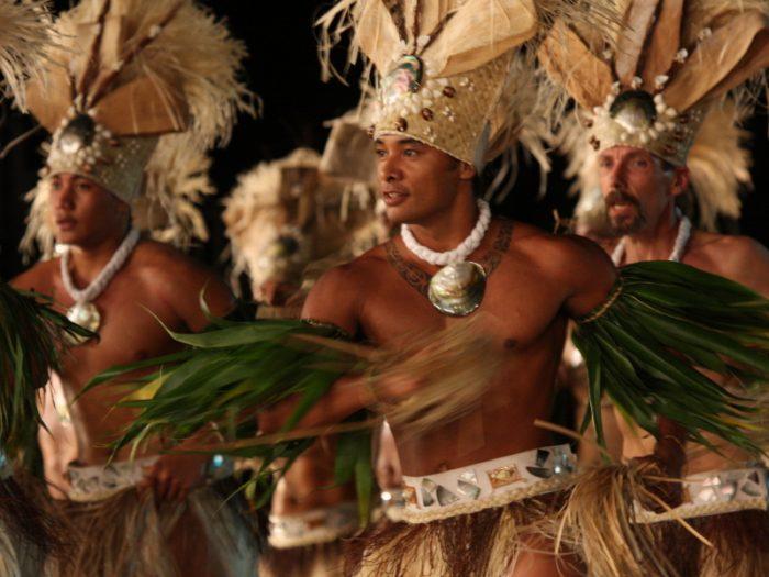 Danses traditionnelles polynésiennes