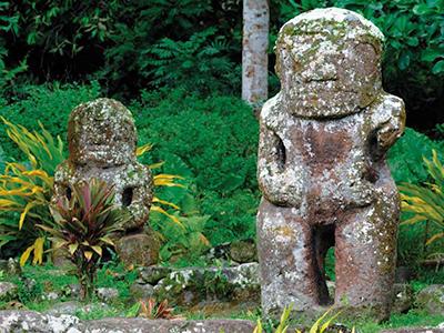 tiki Polynésie