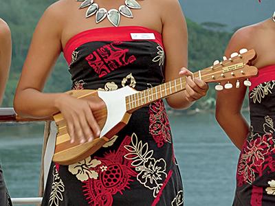 Ukulele - Polynésie