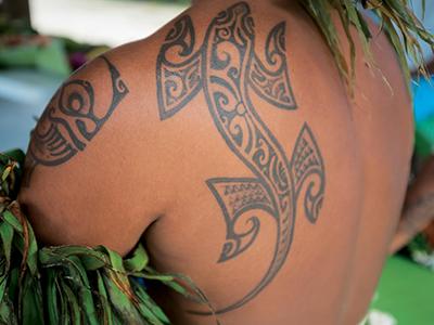 tatoo Polynésie