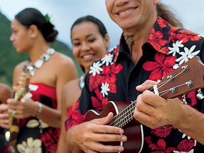 Chemises - Tahiti