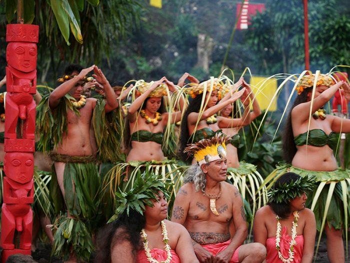 peuple pluriethnique polynésien