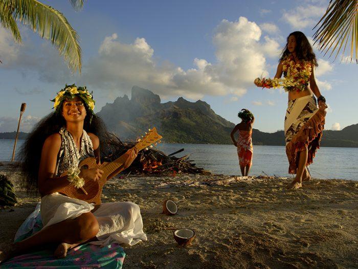 culture traditionnelle polynésienne